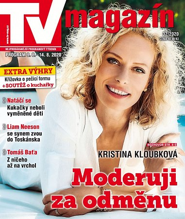TV magazín 32/20