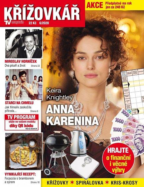 Křížovkářský TV magazín 6/20