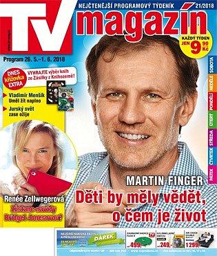 Tv Magazín 21/18
