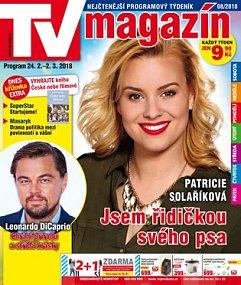 Tv Magazín 08/18