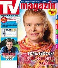 Tv Magazín 34/18