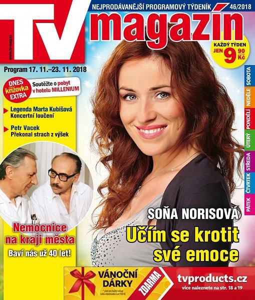 Tv Magazín 46/18