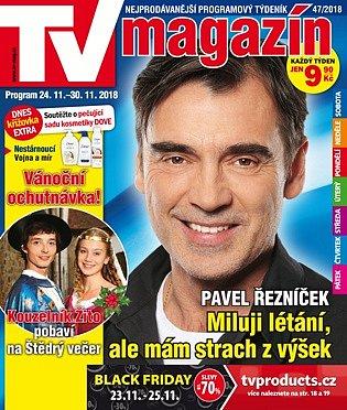 Tv Magazín 47/18