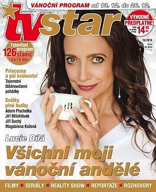Tv Star 26/19