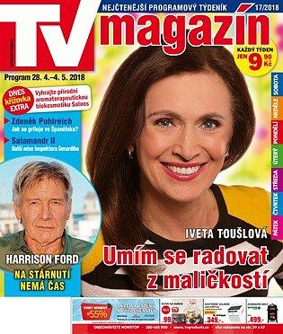 Tv Magazín 17/18