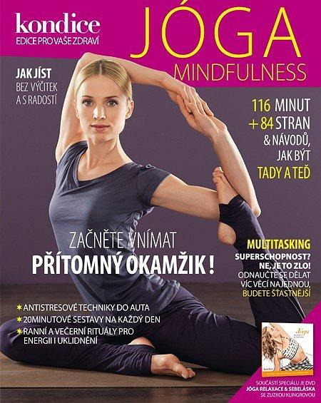 speciál Kondice Jóga Mindfulness