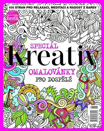 omalovánky Kreativ 2015