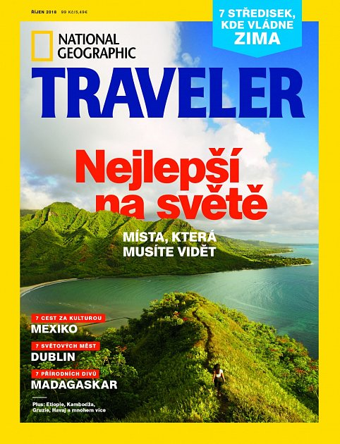 Traveler Nejlepší na světě 2018