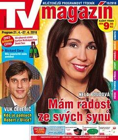 Tv Magazín 16/18