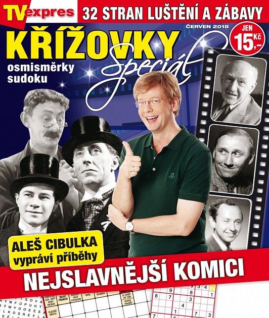 speciál TV expres křížovky 6/18