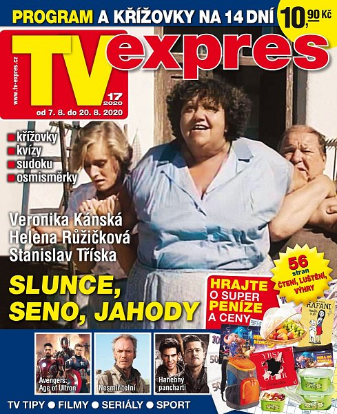 TV expres 17/20