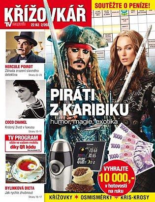 Křížovkářský Tv Magazín 02/20