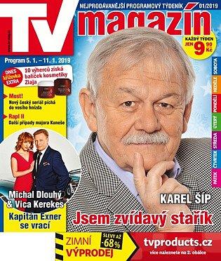 Tv Magazín 01/19