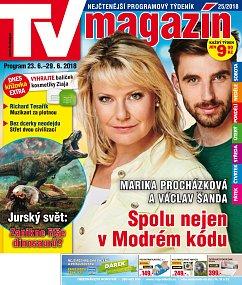 Tv Magazín 25/18