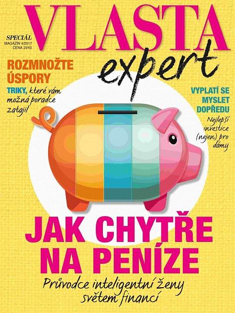 speciál Vlasta peníze 2017
