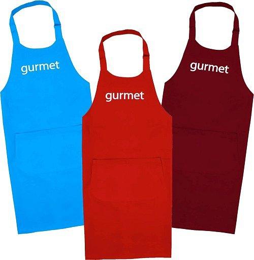 Gurmet zástěry 2017