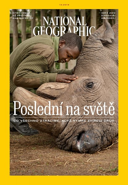 National Geographic 10/19