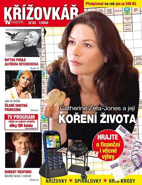 Křížovkářský TV magazín 7/20