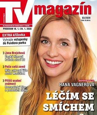 Tv Magazín 03/20