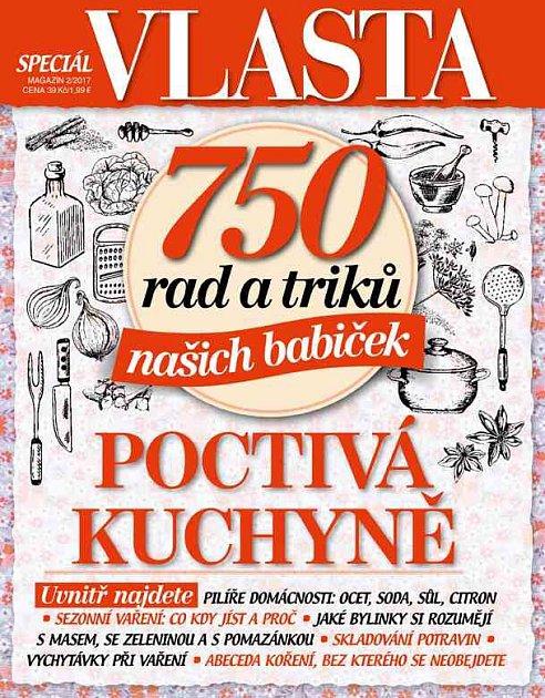 speciál 750rad Poctivá kuchyně 2017