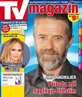Tv Magazín 38/18