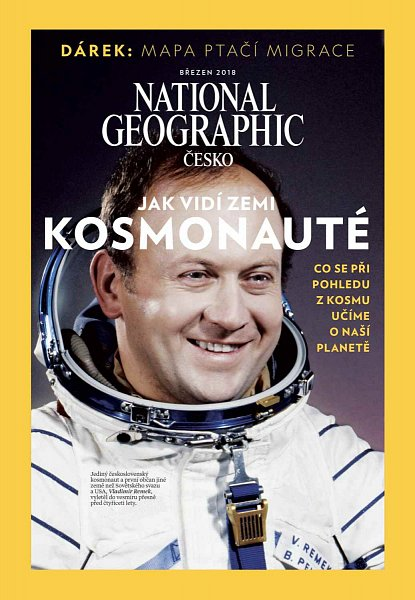 National Geographic 3/18