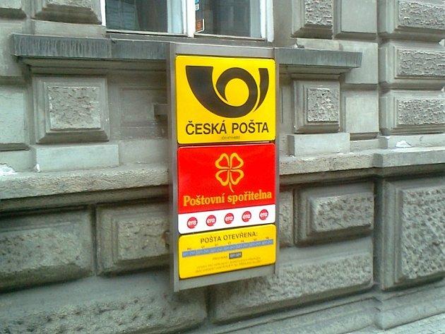 Pošta Jindřišská - Ilustrační fotografie