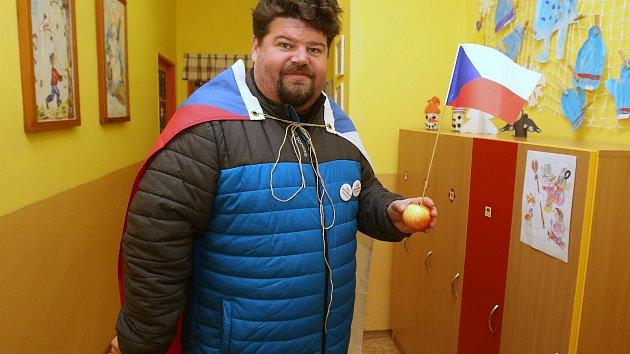 V Roudnici volil prazidenta Král z jižních Čech