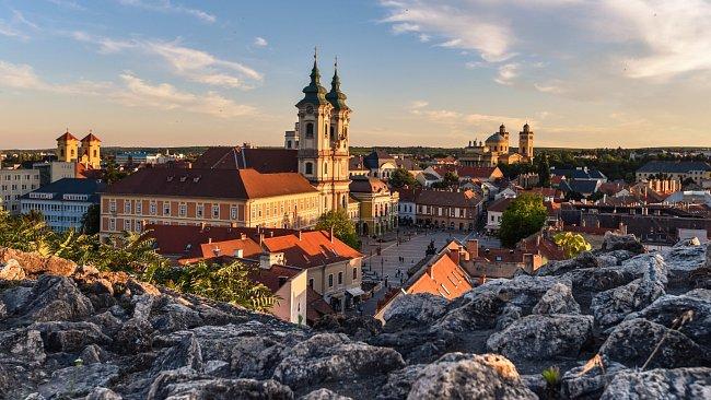 Lázeňské město Egerszalók