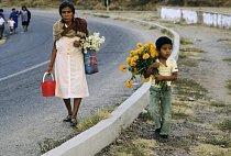 Na dušičky je v Mexiku státní svátek, lidé cestují z daleka, aby byli pohromadě se svými rodinami a připomínali si zemřelé předky.