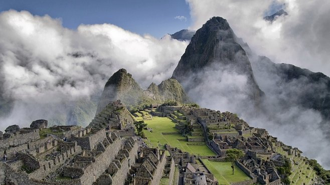 Machu Picchu bylo zřejmě pohřebištěm velkého Inky. Pohřební komoru objevil obyčejný turista
