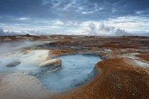 Geotermální pole Namafjall, Severni Island