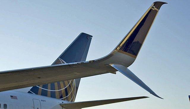 Vylepšená křídla ušetří United Airlines miliardy