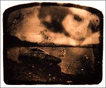 Obrázek pořízený fotoaparátem  Třetí oko.