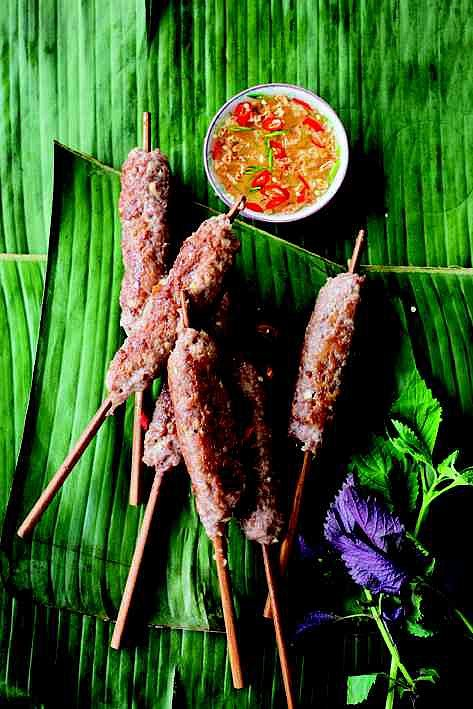 Street Food z Vietnamu - naučte se připravovat menu, které si oblíbil celý svět.