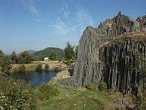 Panská skála je jedna z nejatraktivnějších vulkanických lokalit.