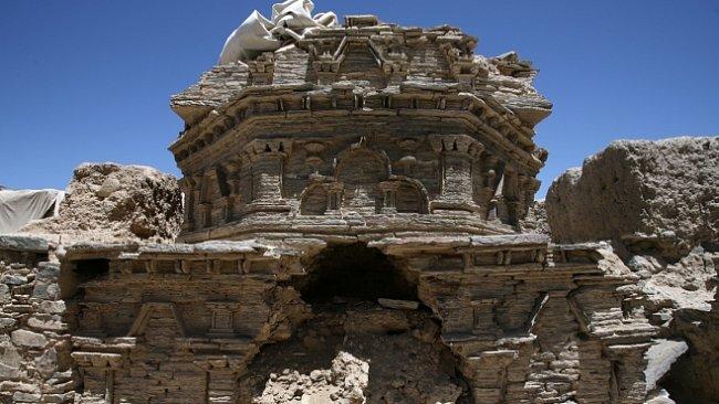 Exkluzivně pro NG: Měděná hora v Afghánistánu otevírá své tajemství. Češi byli u toho