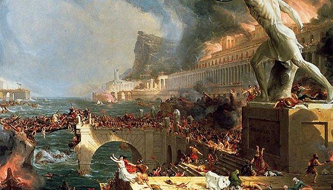 Mor dokončil zkázu říše římské a podlomil moc Konstantinopole
