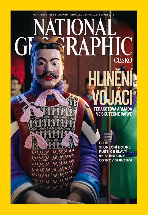 Obsah časopisu – červen 2012