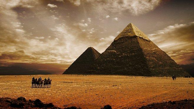 Egyptologové objevili pyramidu druhého muže z vlády Ramesse II. Je stará 3 000 let