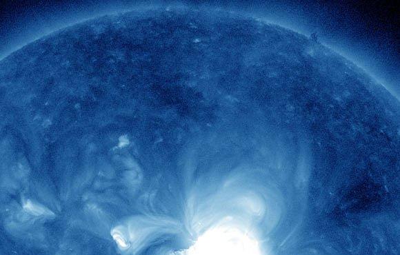 Exkluzivně pro NG: Hrozba jménem sluneční superbouře