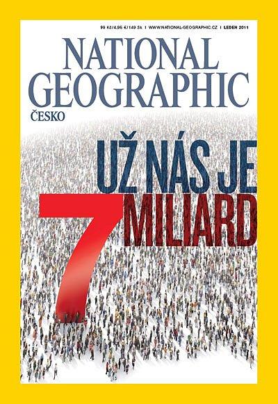 Obsah časopisu – leden 2011