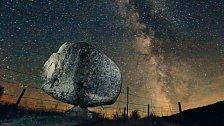 Exkluzivně pro National Geographic: Valící se kameny