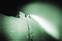 Kalanka 6 931 m, prvovýstup severní stěnou, září 1977