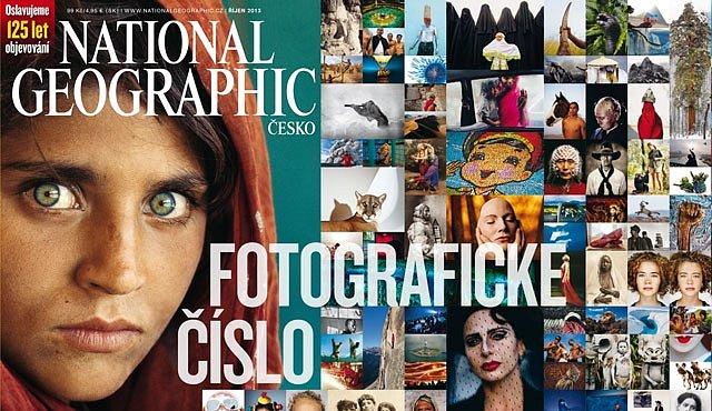 Speciální číslo skládá hold síle fotografií National Geographic