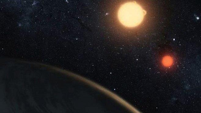 Nejbližší planeta mimo sluneční soustavu je blizoučko - pouhé čtyři světelné roky