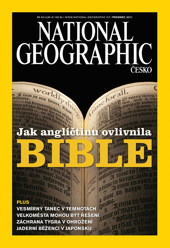 National Geographic - prosinec 2011