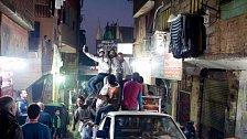 Exkluzivně pro National Geographic: Egypt v tomto okamžiku