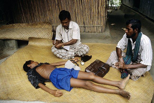 Bangladéšské čáry