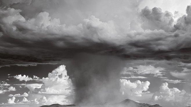 Exkluzivně pro NG: Impozantní bouře v srdci Ameriky